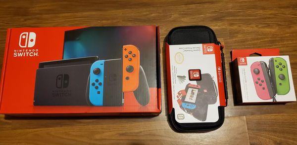 Nintendo Switch Bundle (Brand New)
