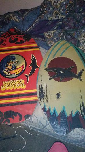 Vintage boogie board's for Sale in Pasadena, TX