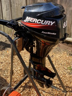 2005 Mercury 8 HP Outboard 4 Stroke Motor for Sale in American Canyon, CA