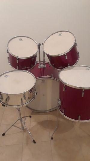 REMO PTS 5PC DRUM SET SHELL PACK for Sale in Clinton, MD