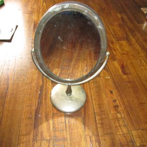 Vintage Vanity Mirror Silver for Sale in Clover, SC