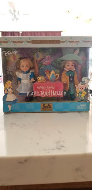 Barbie's Kelly Club Alice and Mad Hatter for Sale in Oceano, CA