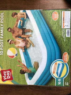 PLAYDAY 10ft POOL GET IT TODAY for Sale in Oakland, CA
