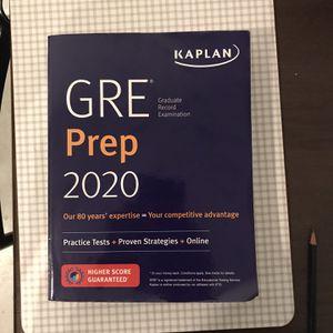 GRE Prep Book for Sale in Norfolk, VA