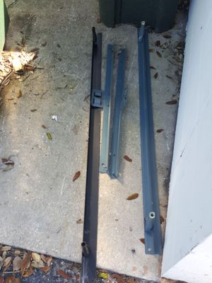 ATTENTION SCRAPPERS - FREE METAL BED FRAME PARTS for Sale in Melbourne, FL