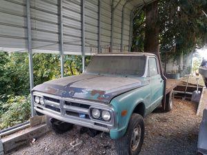 1968 gmc 4x4 for Sale in Tacoma, WA