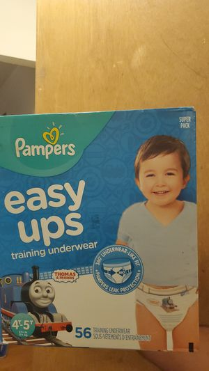 Pampers 4t 5t pull ups for Sale in San Jose, CA
