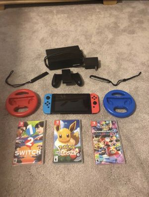 Nintendo switch for Sale in Goodyear, AZ