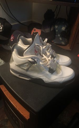 Jordan cement 4's size 13$150 for Sale in Baltimore, MD
