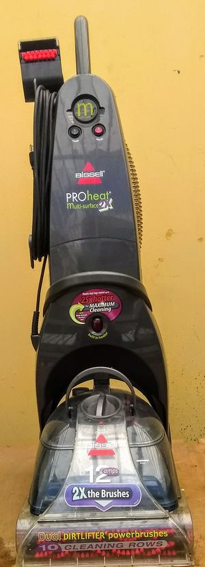 Bissell PROheat Multi-surface 2X Carpet Cleaner for Sale in Anaheim, CA