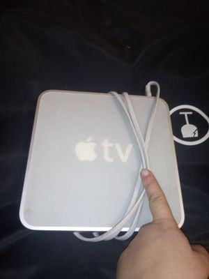 Apple tv box for ur tv for Sale in Denver, CO