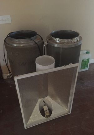 Plant growing air filter $50 each rn puo for Sale in Fresno, CA