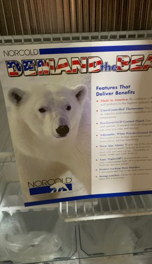 Norcold RV refrigerator. New. for Sale in Winston-Salem, NC