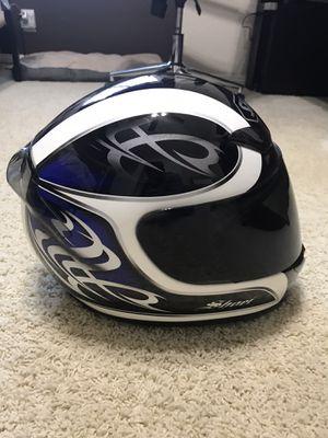 Shoei motorcycle helmet for Sale in Riverside, CA