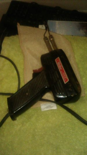 Weller soldiering iron for Sale in Tucson, AZ