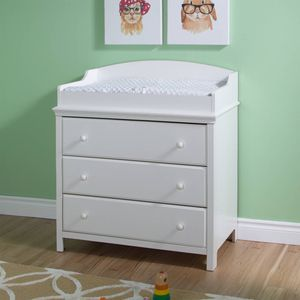 Cotton Candy - Changing Table with Drawers for Sale in Sterling, VA