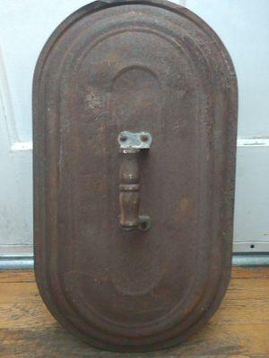 Old coal bucket lid for Sale in Denver, CO