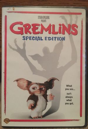 Gremlins DVD special edition for Sale in Elma, WA