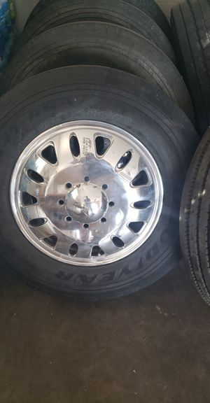 App forged dually wheels for Sale in Plant City, FL