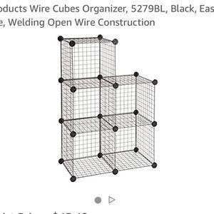 Wire cube organizer for Sale in Saratoga, CA