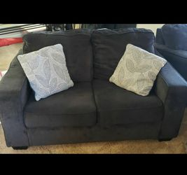 Comfy Couch, Loveseat, and Ottoman for Sale in Aurora,  CO