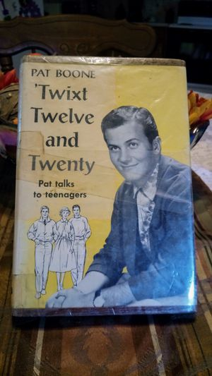 VINTAGE - TWIXT TWELVE AND TWENTY for Sale in Pineville, LA