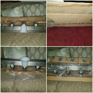 Bar light fixture for Sale in Baltimore, MD