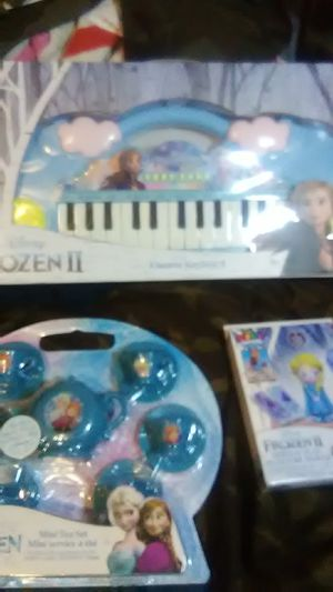 Frozen ll toys for Sale in Fresno, CA