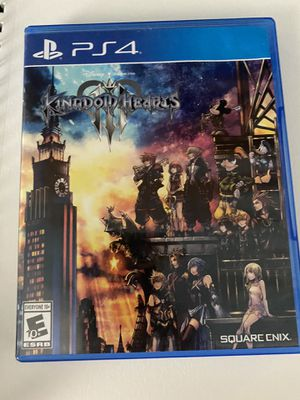 Kingdom hearts 3 perfect condition for Sale in Miami, FL