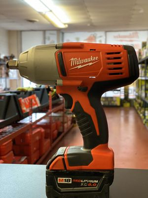 Brand new Milwaukee impact wrench high torque only asking $210 for Sale in La Habra, CA