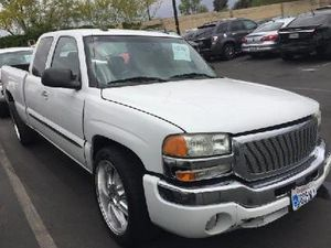 2004 GMC Sierra parting out for Sale in Downey, CA