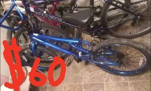 GT 20inch bmx bike for Sale in Parkersburg, WV