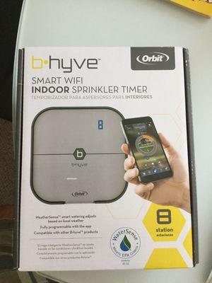 (NEW) b-have smart WiFi indoor sprinkler timer for Sale in Campbell, CA