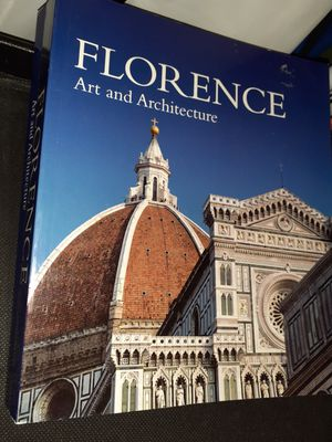 Hardback-Arts&Architecture In Florence Italy Book for Sale in St. Louis, MO