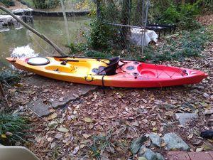Perception Sport Caster 12.5 kayak for Sale in Virginia Beach, VA