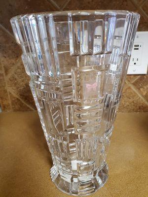 """12"""" Waterford crystal vase for Sale in Leander, TX"""
