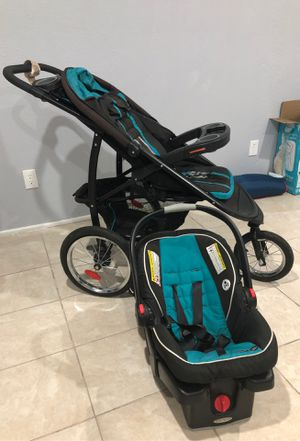 Graco stroller and matching car seat for Sale in Mesa, AZ