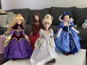 Disney Porcelain Dolls for Sale in San Jose, CA