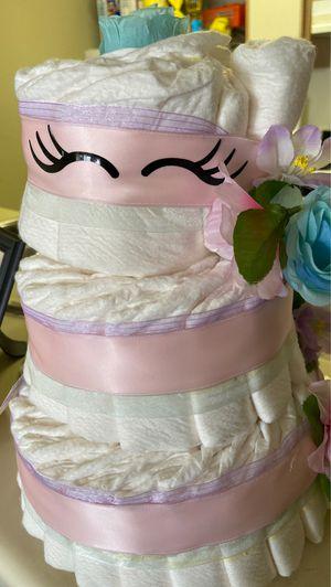 Diaper cake for Sale in Perris, CA