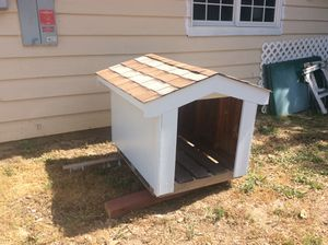 Dog house for large or small dog, high quality, for Sale in Carlsbad, CA