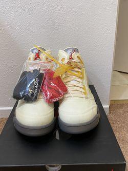 Jordan 5 Off White Sail 10.5 for Sale in Topanga,  CA