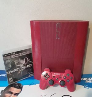 Ps3 500gb $90 firm for Sale in Houston, TX