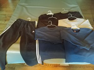 Boys Size 10 Winter Sweatshirts and Sweatpant for Sale in Lexington, KY