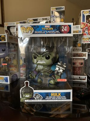 Funko Pop Hulk 10 inch for Sale in Irving, TX