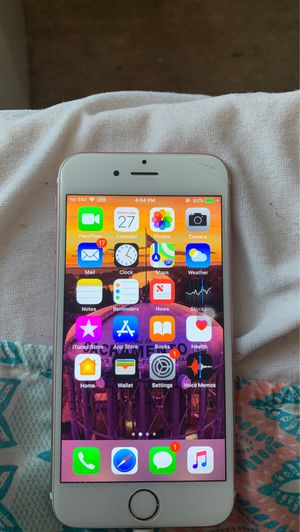 128gb iPhone 6s for Sale in Cayce, SC