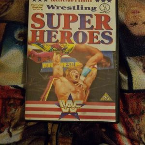 Wwf Collector's Series Wrestling Superheroes Dvd for Sale in Chicago, IL