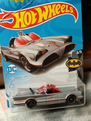 BATMAN BATMOBILE GREY WITH RED INTERIOR for Sale in San Diego, CA
