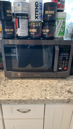 Toshiba microwave for Sale in Hermosa Beach, CA