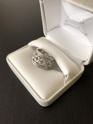 44+102 diamonds ring, 8.90 grams for Sale in Arlington, VA