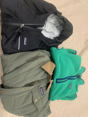 Patagonia jackets for kids for Sale in Vallejo, CA